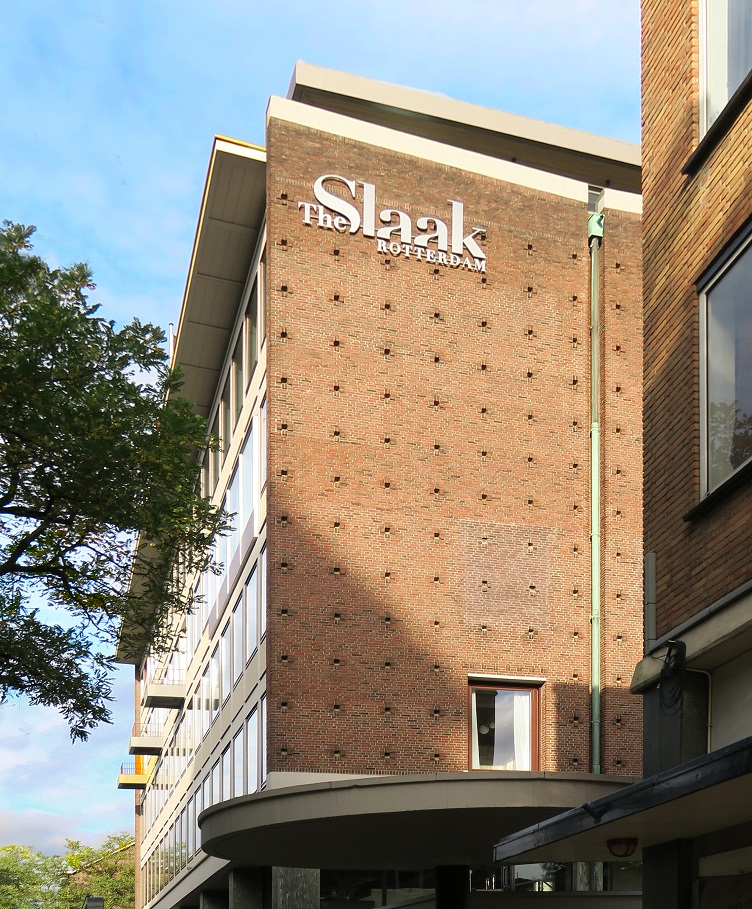 Rotterdam's SLAAK Hotel by HDVL: Photo by Paul Clemence