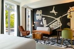 Rotterdam's SLAAK Hotel by HDVL: Photo Courtesy SLAAK