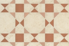 Tangier stone mosaic