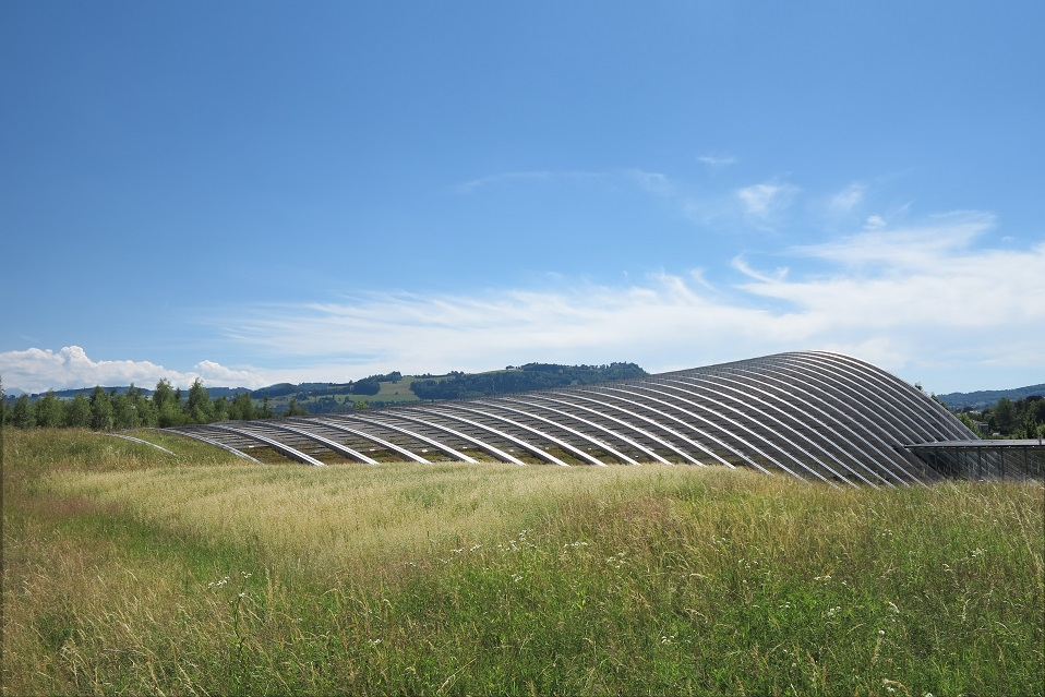Zentrum Paul Klee by Renzo Piano Building Workshop