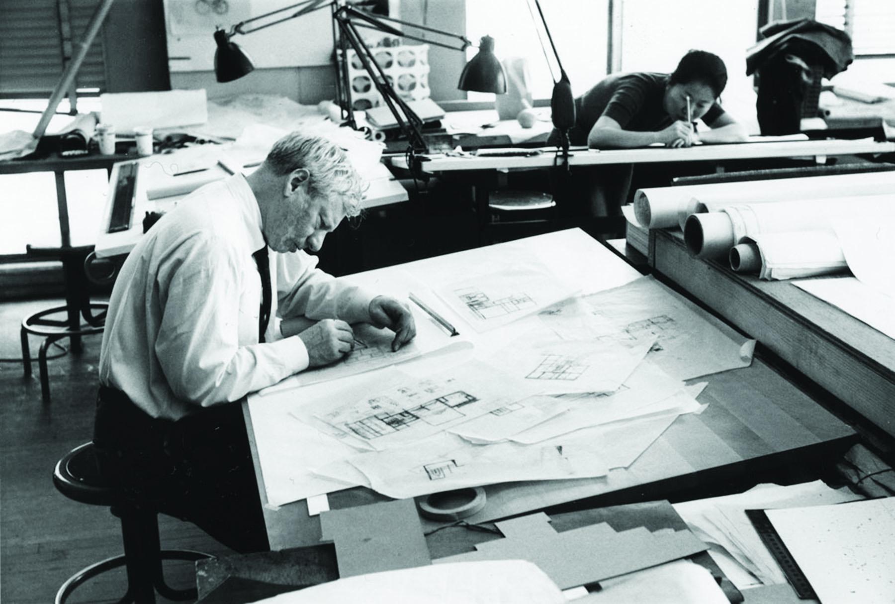 Louis Kahn, Fisher Design