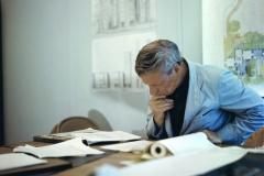Louis Kahn, Office