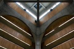 Kahn, Exeter Library