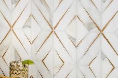 Simone stone mosaic