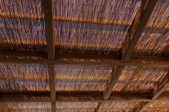 Sky through Cabana Ceiling, The Bodrum EDITION, Turkish Riviera