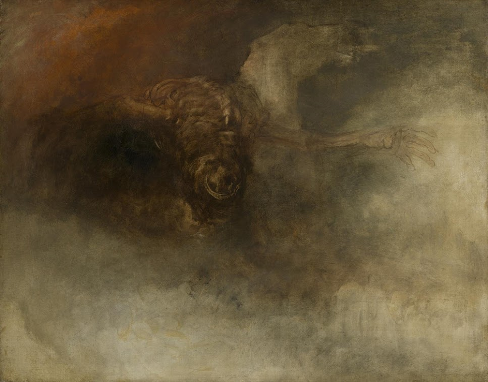 The Fall of Anarchy (?) c.1833-4 Joseph Mallord William Turner 1775-1851 Accepted by the nation as part of the Turner Bequest 1856 http://www.tate.org.uk/art/work/N05504