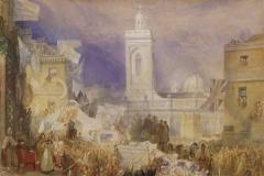 The Northampton Election, 6 December 1830 circa 1830-1 Joseph Mallord William Turner 1775-1851 Purchased 2007 http://www.tate.org.uk/art/work/T12321