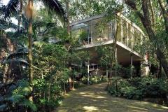 3. Casa de vidro (Glass House), Exterior (Kon)