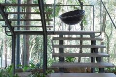 Bardi's reissue Bowl Chair by Arper at Casa de Vidro_Credits_Ruy Texeira2