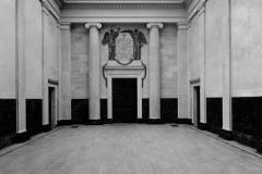 Mural Hall, 1932, Clark Hall, U. Va.