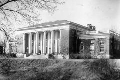 Minor Hall, 1910s, U. Va.