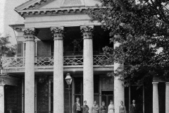 Pavilion III, University of Virginia