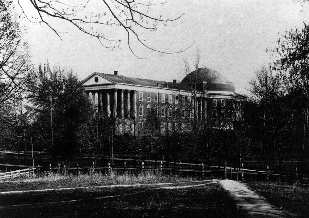 The Annex, University of Virginia, c. 1890