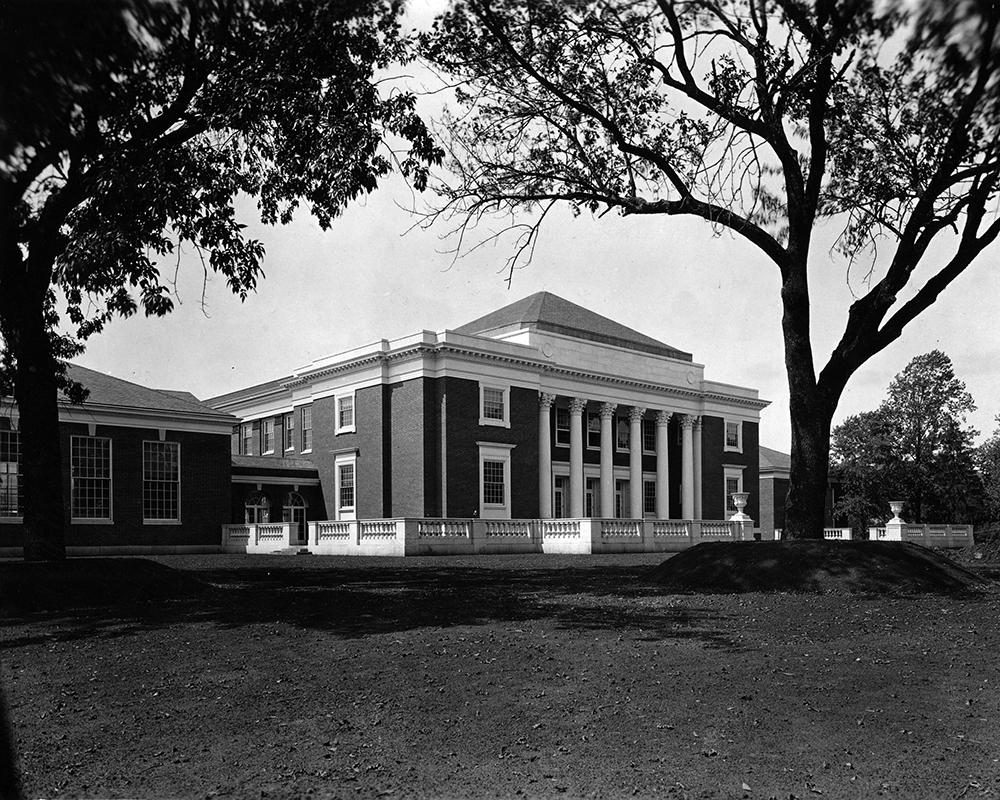 Clark Memorial Hall, U. Va.