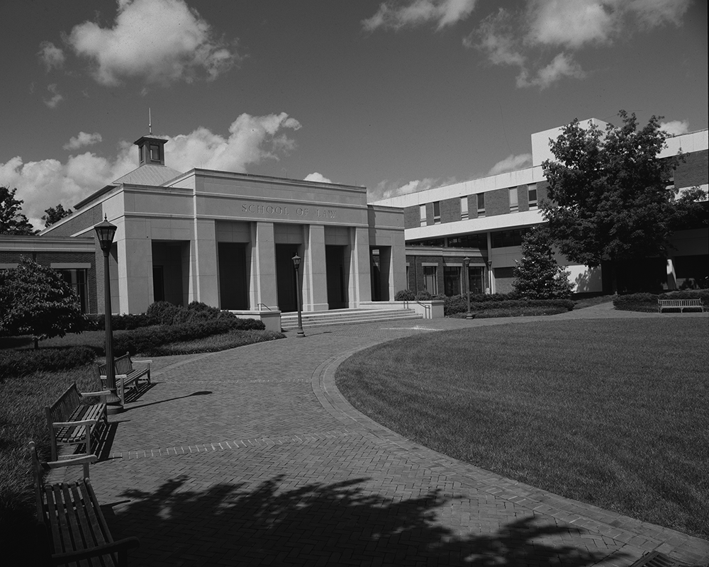 Law Grounds Pavilion, U. Va., Ayers Saint Gross