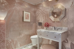 Vincere, Kips Bay Powder Room, Palm Beach