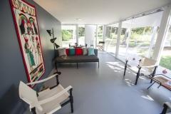 Walker Guest House Replica, Acheson 2015