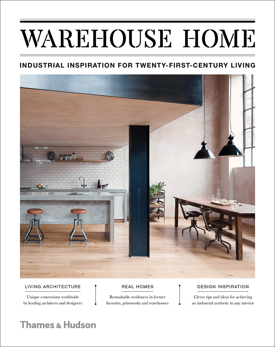Warehouse Home, by Sophie Bush