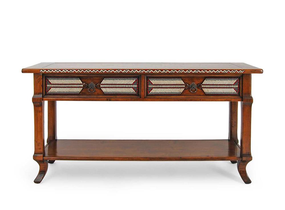 Robert Seliger, War Vest Sofa Table