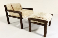 Old Hickoty Furniture, Forsythe Art Buttte chair