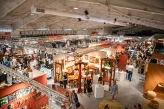 Western Design Conference Exhibit Showroom