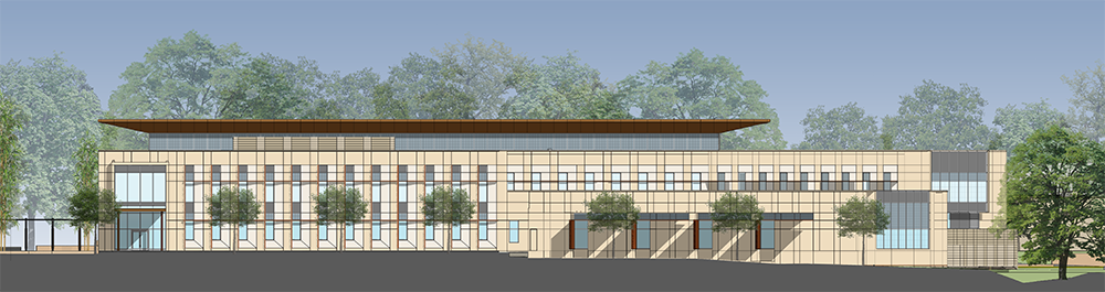 Winter Park Center for Health & Wellbeing, Duda/Paine