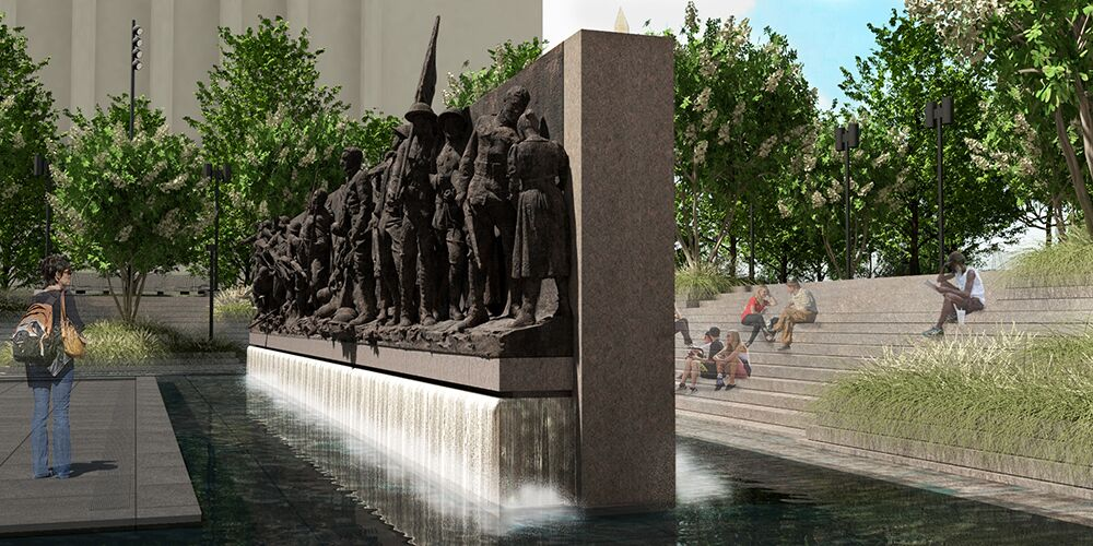 World War I Memorial, GWWO Architects