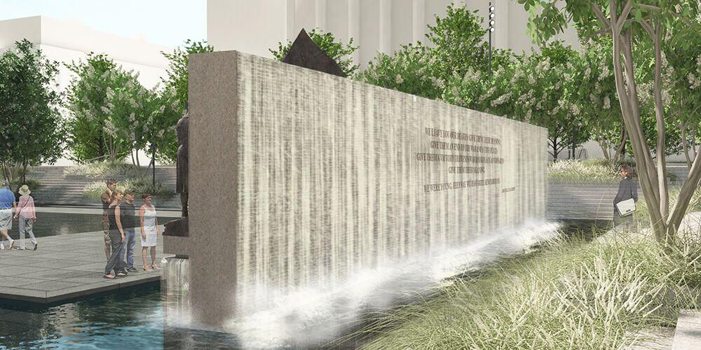 World War I Memorial, GWWO Architects
