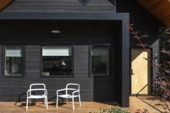 Exterior, Jazz House, Portland Oregon