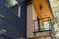 Entry, Jazz House, Portland, Oregon