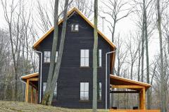 Modern Farmhouse, South Bristol, N.Y.