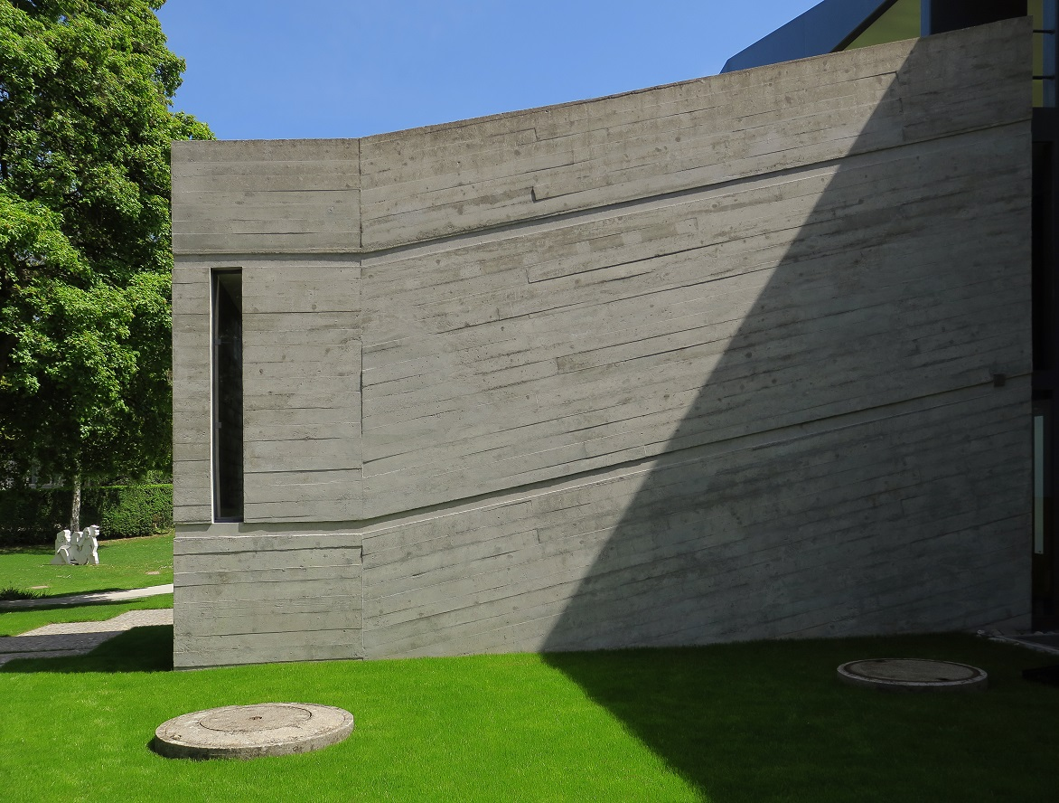 Le Corbusier Pavilion - Photo by Paul Clemence