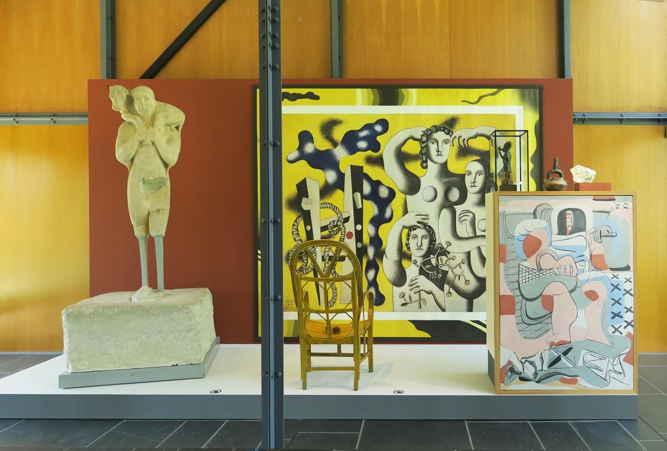 Le Corbusier Pavilion - Photo by Paul Clemence