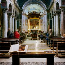 A Gallery Exhibition about Religion, Photography and Architecture