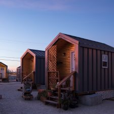 In Denver, Building Tiny Homes for the Homeless