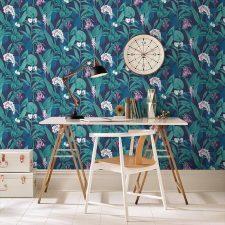 Elegant Wallcoverings from Graham & Brown