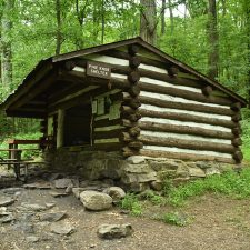 The Architecture of the Appalachian Trail
