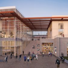 At Emory, a New Student Life Center
