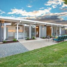 A Klopf-able Eichler Home in the Bay Area
