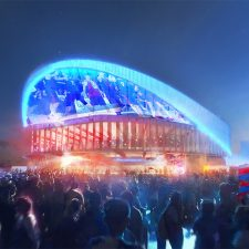 Barcelona's New Arena by HOK