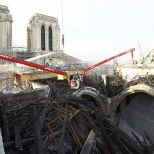 In Paris, Restoring the Notre Dame Cathedral