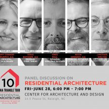 AIA Triangle, 6 PM: Residential Design