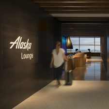 In Seattle, a Flagship Lounge for Alaska Airlines