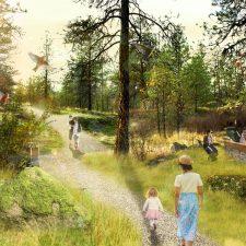 Rethinking an Urban Park in Post Falls, Idaho