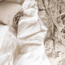 Sumptuous Bedding from Bella Notte Linens