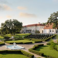 New Life for Austin's Commodore Perry Estate