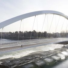 From Richard Meier, a New Bridge in Italy