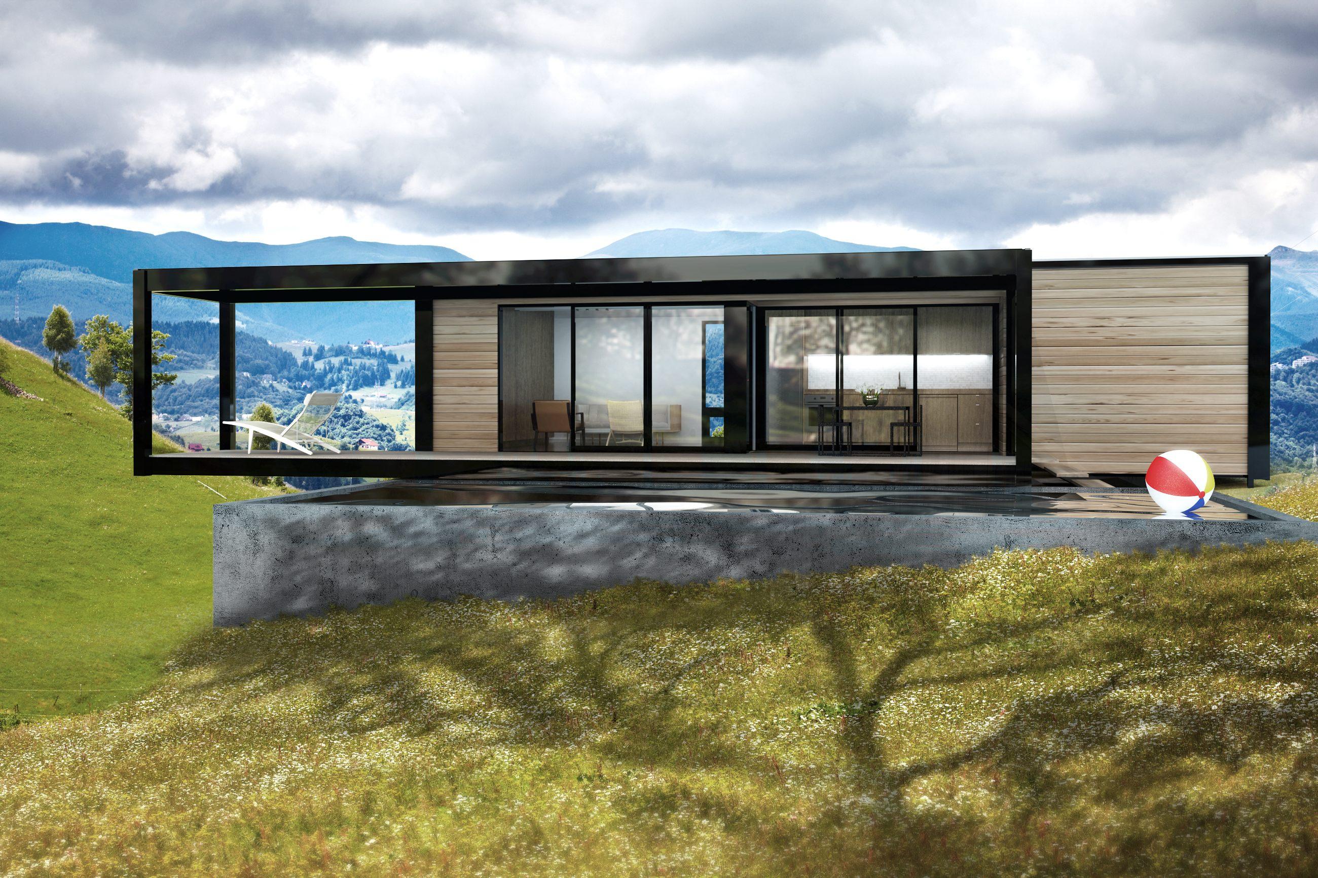 Modern modular homes in virginia - Home modern
