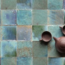Eastern Earthenware from clé Artisanal Tiles