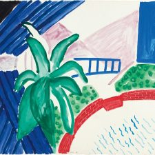 Phillips Auction Offers 4 Hockneys and a Matisse